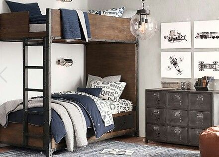 37 best Kids bedrooms images on Pinterest