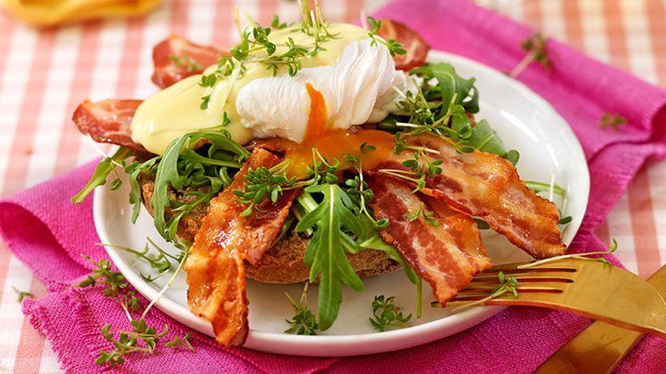 Recept klassisk ägg Benedict