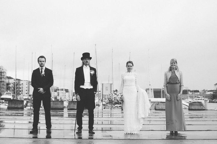 Bryllup På Fløien av Sparks Studios