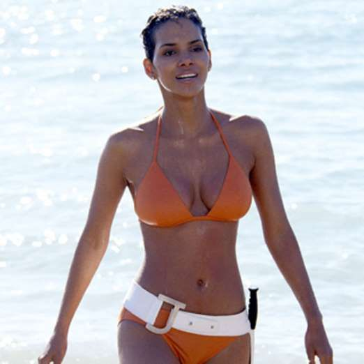 Halle Berry - Die Another Day, 2002 For 2002's Die Another Day