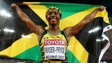 Championships 2015: Sally-Anne Fraser-Pryce retains 100m title. Proving that there's more that just one sprint superstar in Jamaica