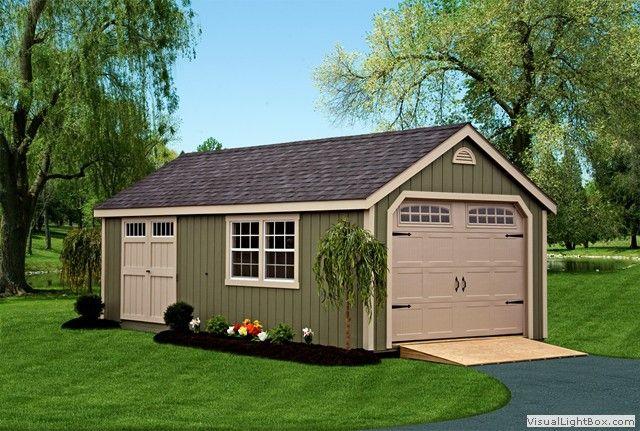 New Raise Roof On Garage