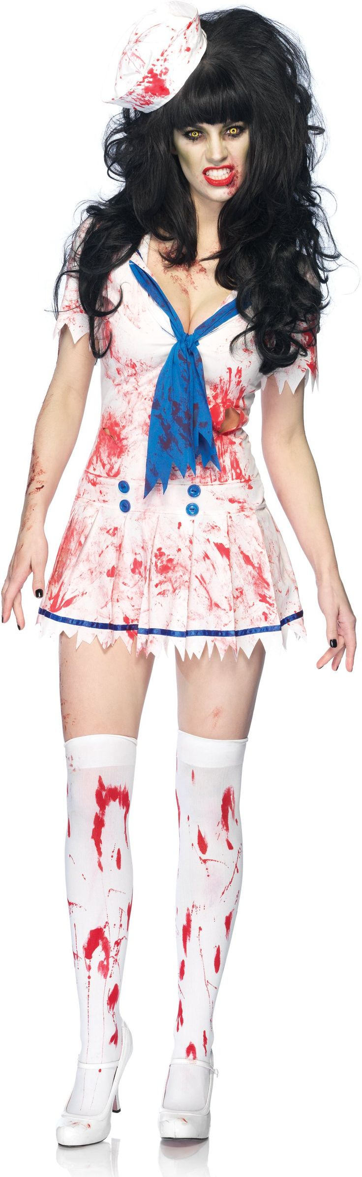 Decaying Sailor Debbie Adult Costume,$54.99