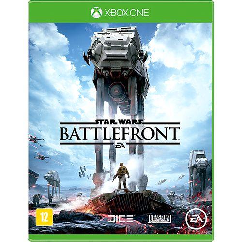 (SUB) Game Star Wars Battlefront XONE/PS4 R$87,91 + frete (app+boleto+cupom)