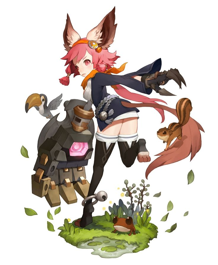 Dragon Nest / Characters - TV Tropes