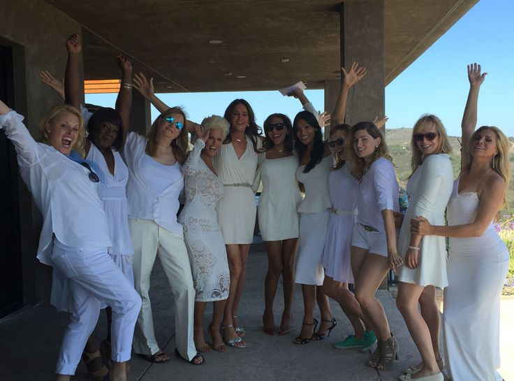 In the Ayer from Caitlyn Jenner's Squad | E! Online