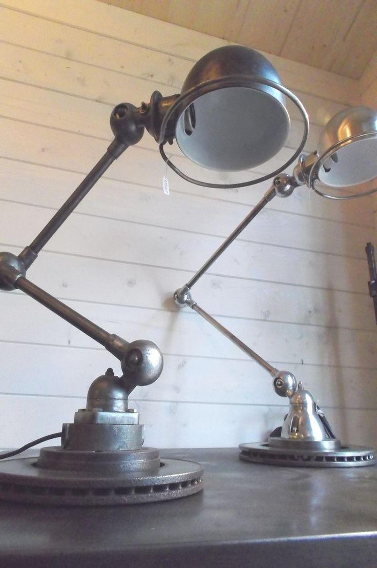 lampe jielde www.orangemetalic.com mobilier industriel