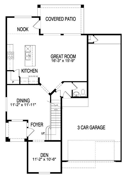1000 images about pulte homes floor plans on pinterest