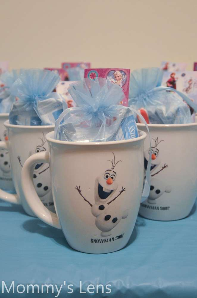 Frozen (Disney) Birthday Party Ideas | Photo 5 of 33 | Catch My Party