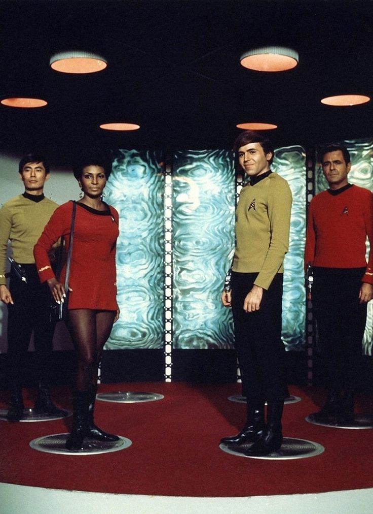 star trek original series | Star Trek: The Original Series Rare Photos