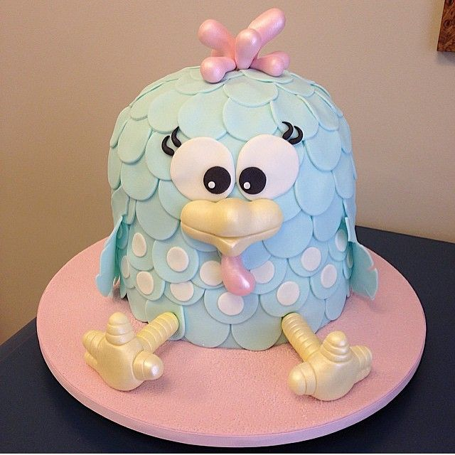 Cake Art Instagram : 94 best images about festa galinha pintadinha on Pinterest ...