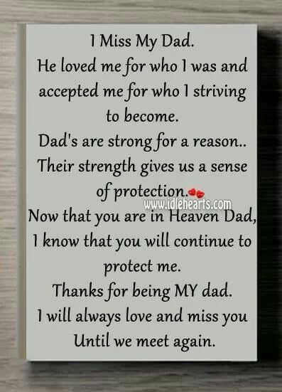 Pin By Shirley Adkins On Fathers Day Miss You Dad Miss You Daddy