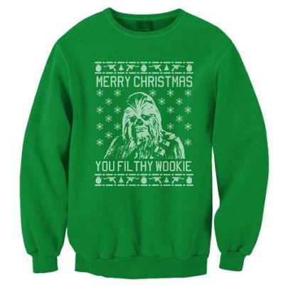 Star Wars Christmas Sweaters