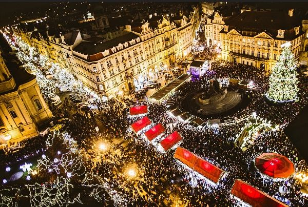 Best Christmas Markets in Prague