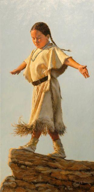 John Gawne (1952, American): American Indian, America Native, Native Indian, John Gawn, Native Art, 1St Native, American Native, Gawn 1952, Native American