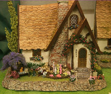 Rosemary Shipman's 1930's storybook cottage.