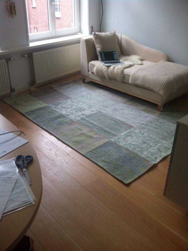 cameo collectie vloerkleden http://www.vloerkledenwinkel.nl/category/Retro-vloerkleed/product/Cameo-Collection-Multi-Pale-Pistache-8240