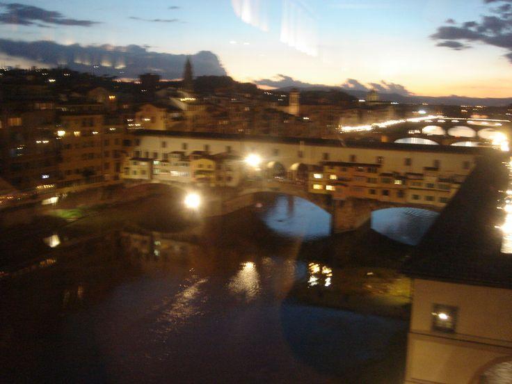 Ponte Vecchio, Firenze.