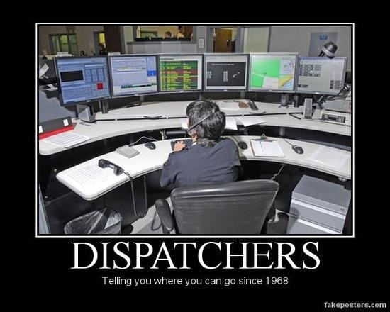 cops dating dispatchers They maintain a database of all police reports dating  the city of new bedford police department is broken into three police divisions and  e911 dispatchers.