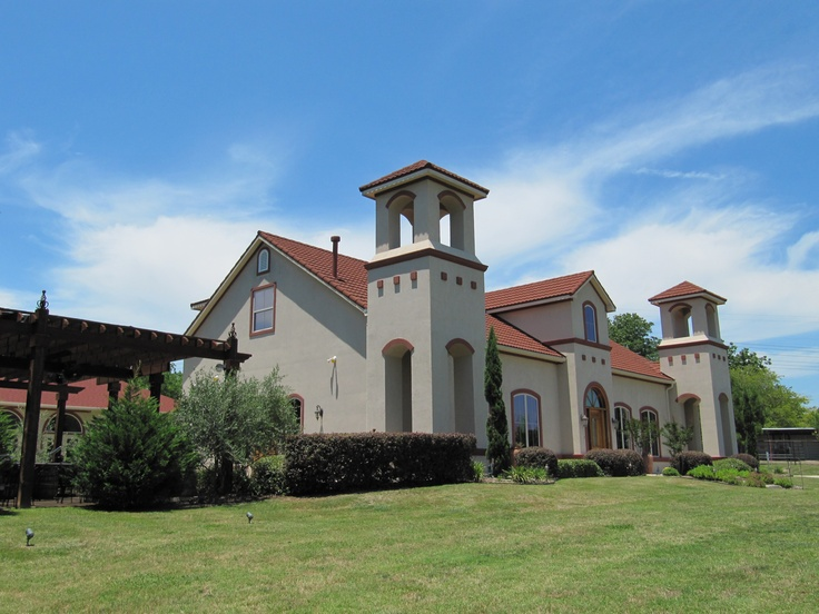 San Martino Winery. Rockwall, TX