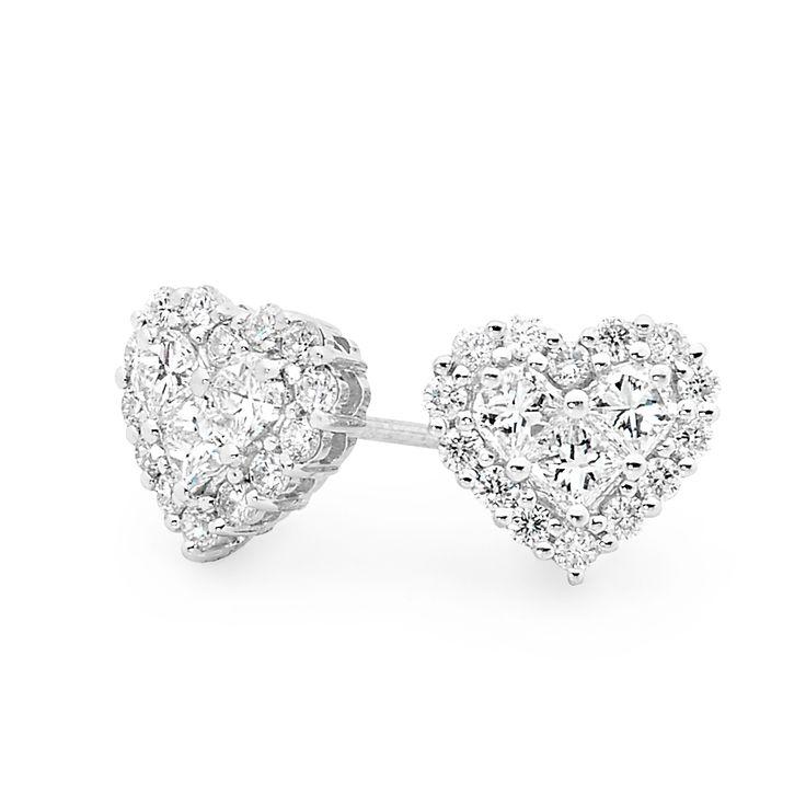 #diamonds #love #marryme #sparkle #shimmer #diamondsinternational #earrings