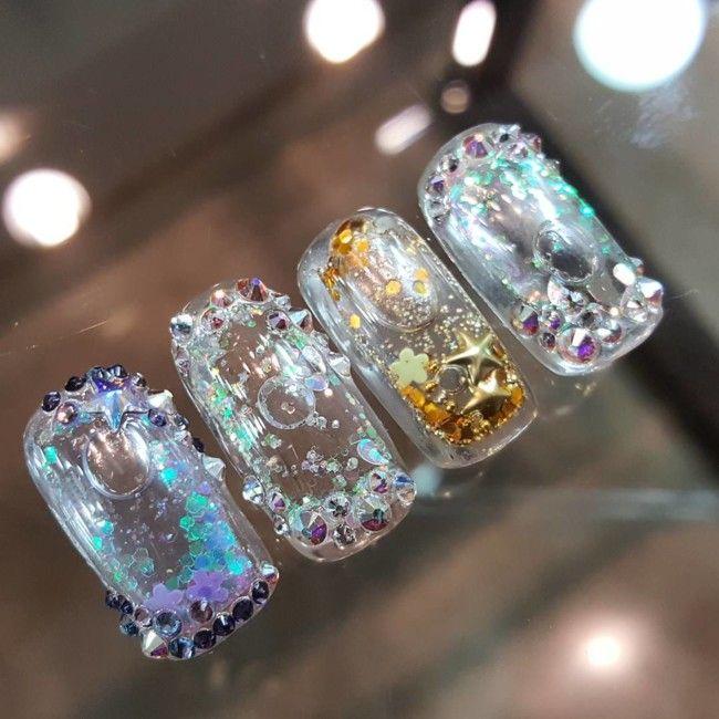 Aquarium Nails