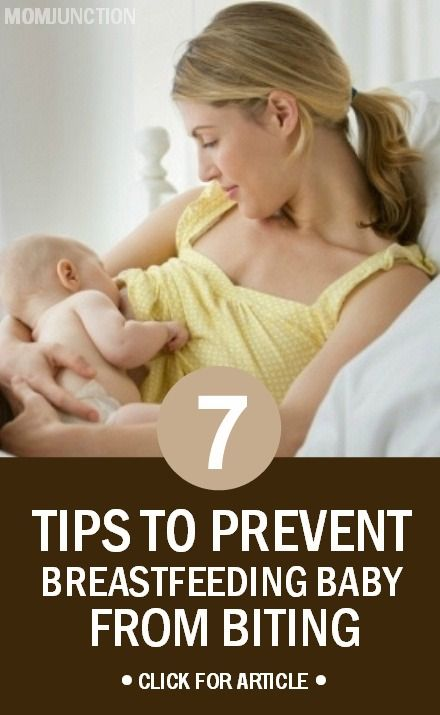 7 Tips To Prevent Your Breast Feeding Baby From Biting: The problem arises when your baby bites and hurts you during feeding. At times, the bite can be quite painful depending on the impact. Don't worry, we have prepared a little guidebook for you to understand the causes and measures for baby biting while breastfeeding.