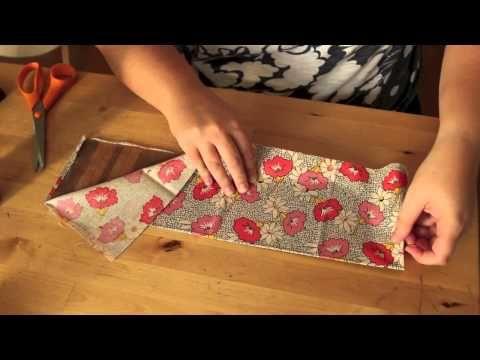 Fabric Studio Calico Mini Album in video!