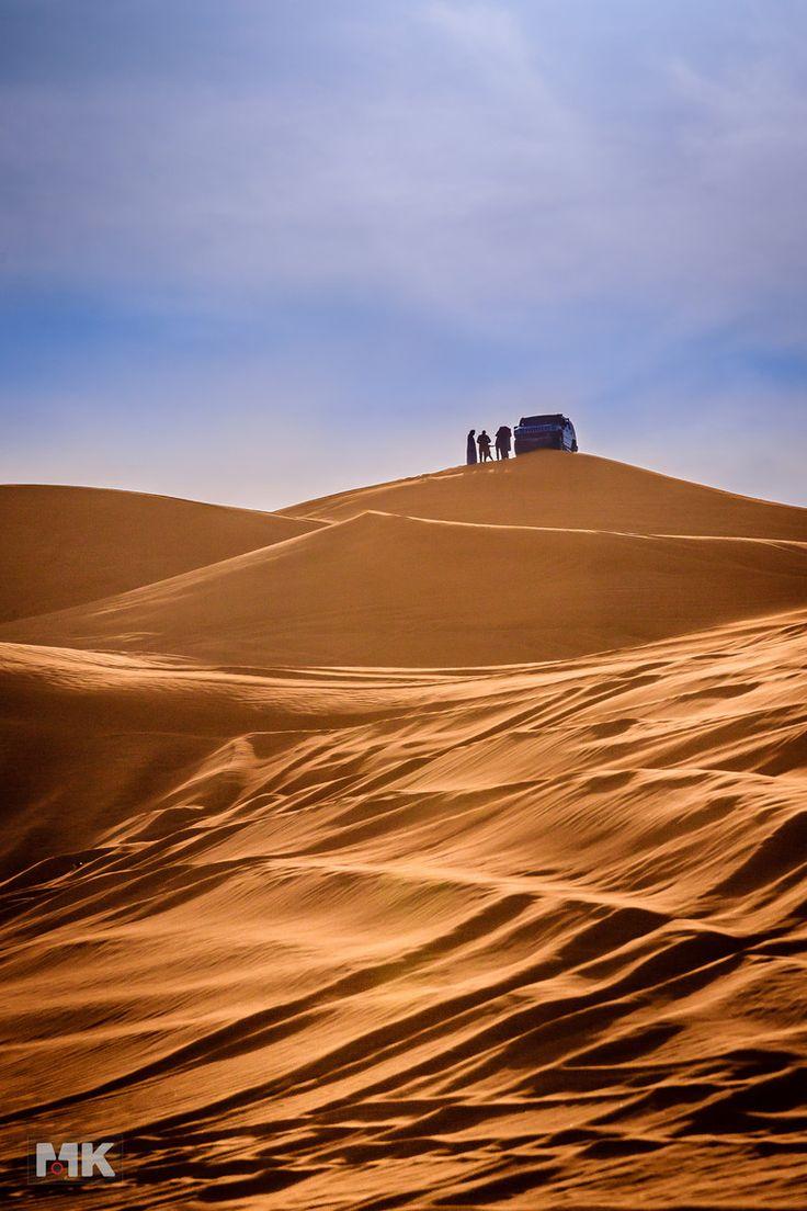Lost in the Desert..