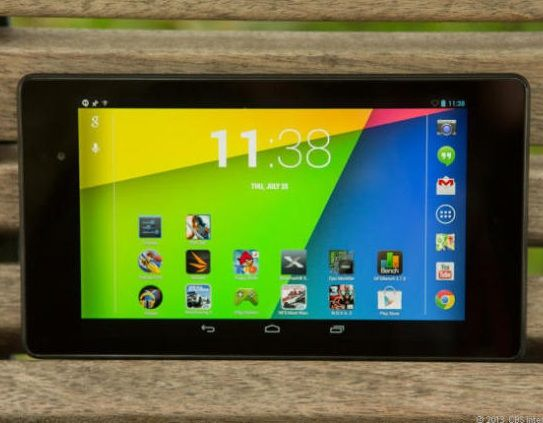 Google Nexus 7 and Nexus 4 Spotted Running on Android 5.0 Key Lime Pie KRS36B Firmware