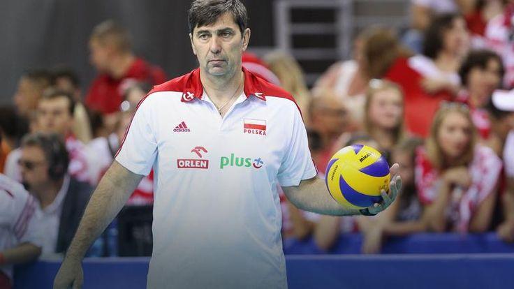 Philippe Blain został trenerem siatkarzy PGE Skry Bełchatów