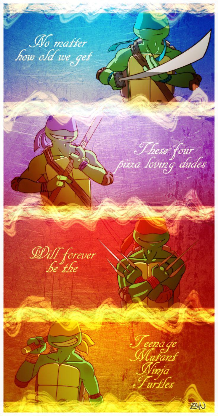 Always Turtles by ~BoxedNaga on deviantART