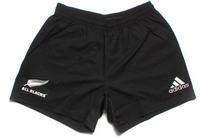 New Zealand All Blacks 2013/14 Home Rugby Shorts Black