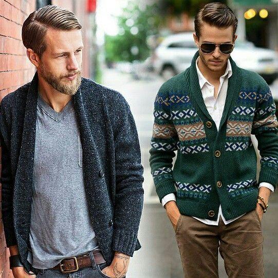 Beylerin her sezon olduğu gibi bu sezonda da vazgeçemediği hırkalar, sonbahar mevsimine hazırlık listesinde belki de ilk sırayı alıyor. Klasik ve günlük anlamda stil kurtarıcınız hırkalar, gömleklerinizin en büyük destekçilerinden olacak. #men #fashion #style #streetstyle #erkek #moda #stil