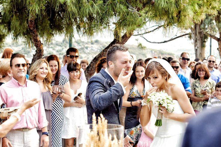 Wedding in Volos   Spyros & Filitsa http://www.xstudio.gr/favorites/ #weddinginvolos #weddingmoments