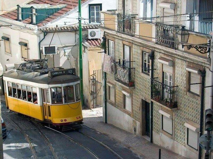 Lisabona Portugalia  My City Travel