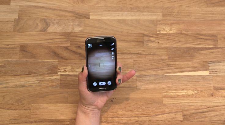 In diesem Video zeigen wir Ihnen einen Real-Life-Filter. Dieser ist in zwei Minuten vor die Smartphone-Kamera gespannt und ermöglicht tolle Fotos im Retro-Stil.