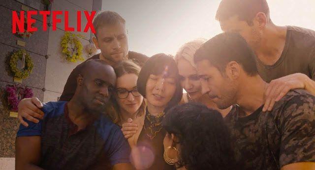 La série Sense 8 met un point d'honneur à dénoncer le sexisme, le racisme ou encore l'homophobie, avec des personnages attachants et une véritable intrigue. A voir sur Netflix