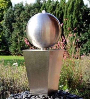 17 besten Gartenbrunnen aus Edelstahl Bilder auf Pinterest ...