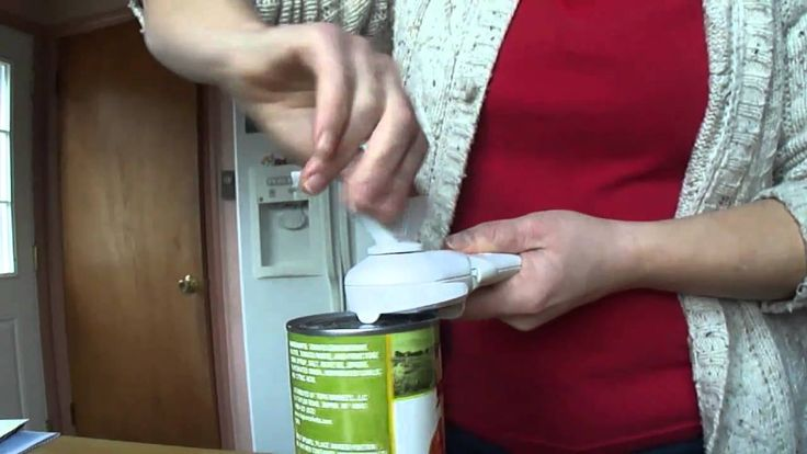 Pampered Chef Can Opener =)