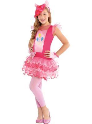 Girls Pinkie Pie Costume - My Little Pony