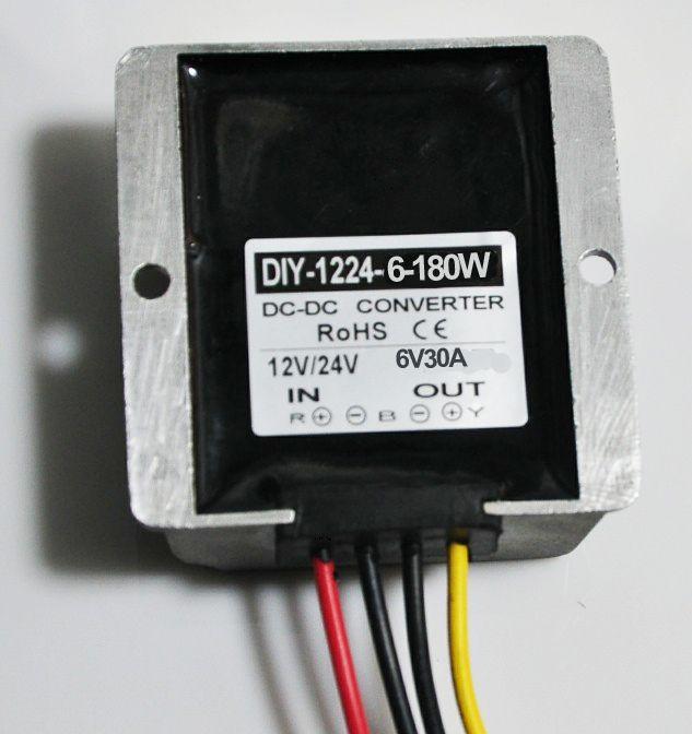 12v24v 9v 40v Step Down 6v 30a 180w Dc Dc Converter Buck Module Car Power Supply Adapter Voltage Regulator Waterpr Dc Dc Converter Voltage Regulator Converter