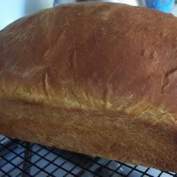 Bread Machine Treacle Bread