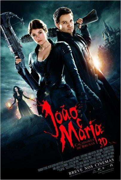João e Maria: Caçadores de Bruxas : poster                                                                                                                                                                                 Mais
