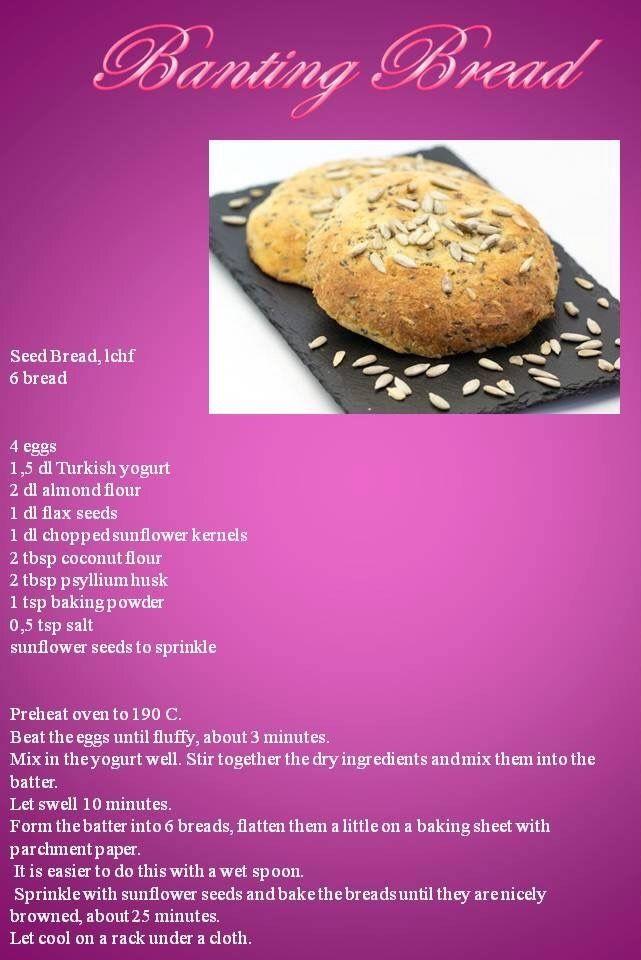 Seed bread by Anina Den Heyer