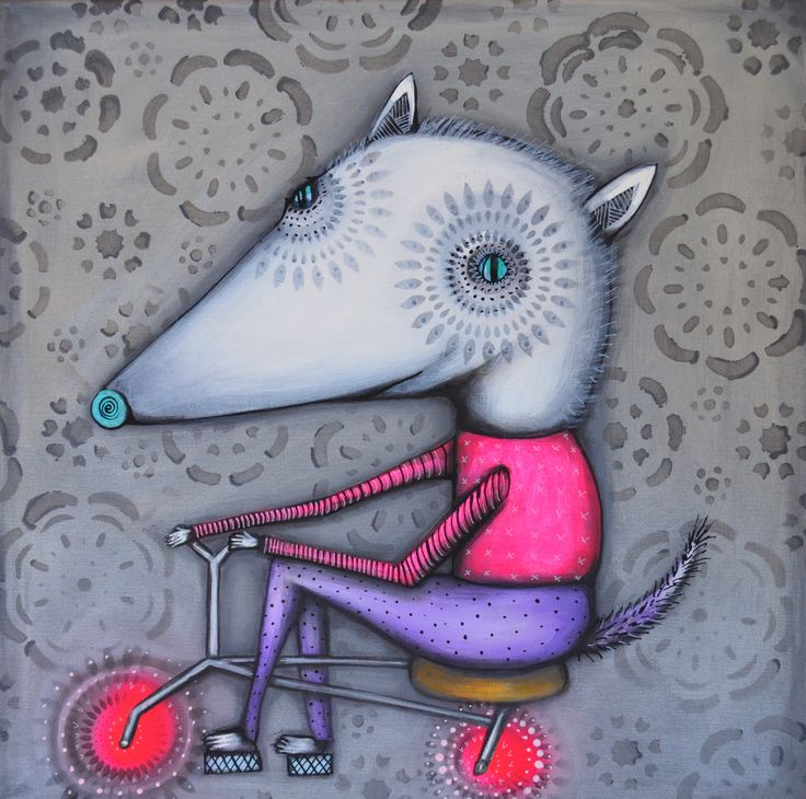krysknavletoriginlmalbanapltn kids animalspainting - Animal Painting For Kids