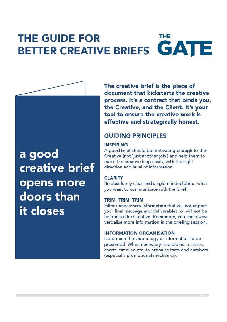 writing a creative brief bad examples