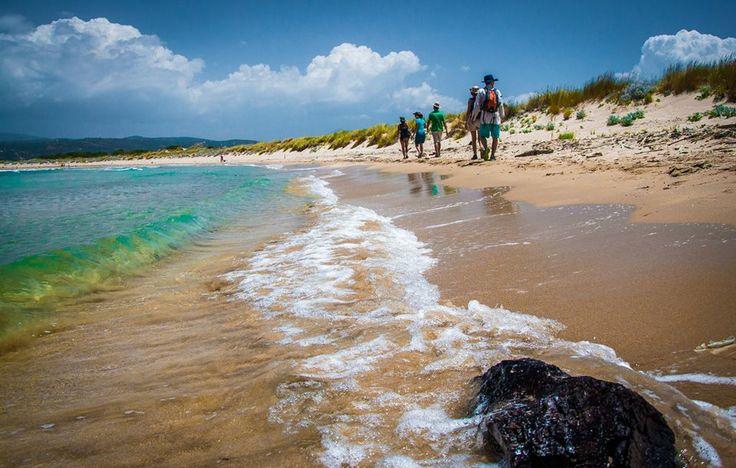 2 Days Full Moon Sea Kayak Camp Explore Messinia