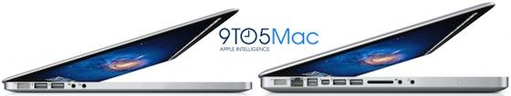 Thinner 15-Inch MacBook Pro Coming with Retina Display and USB 3.0?
