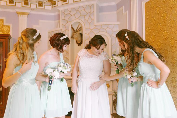 bride, bridesmaid, подружки невесты, свадьба, wedding